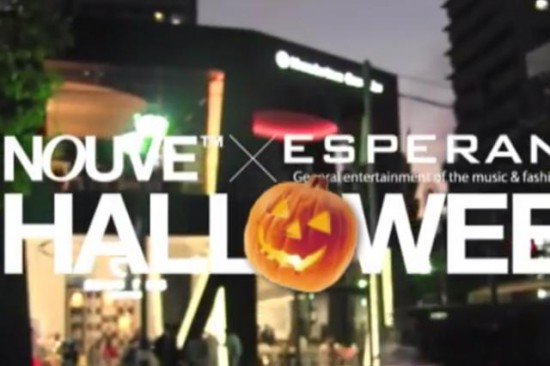 NOUVE HALLOWEEN 2011 Event Report